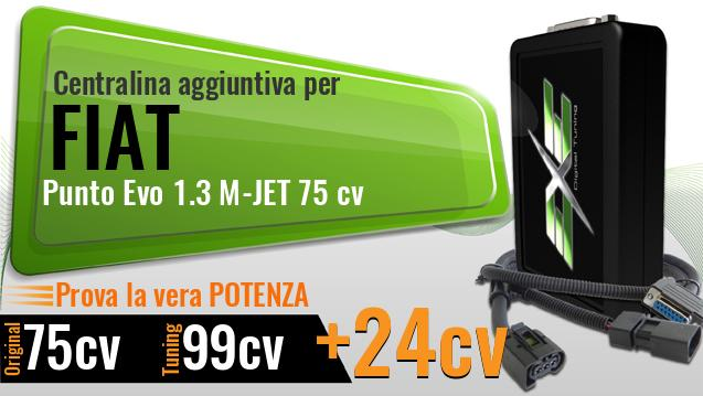 Centralina Aggiuntiva Fiat Punto Evo 1 3 M